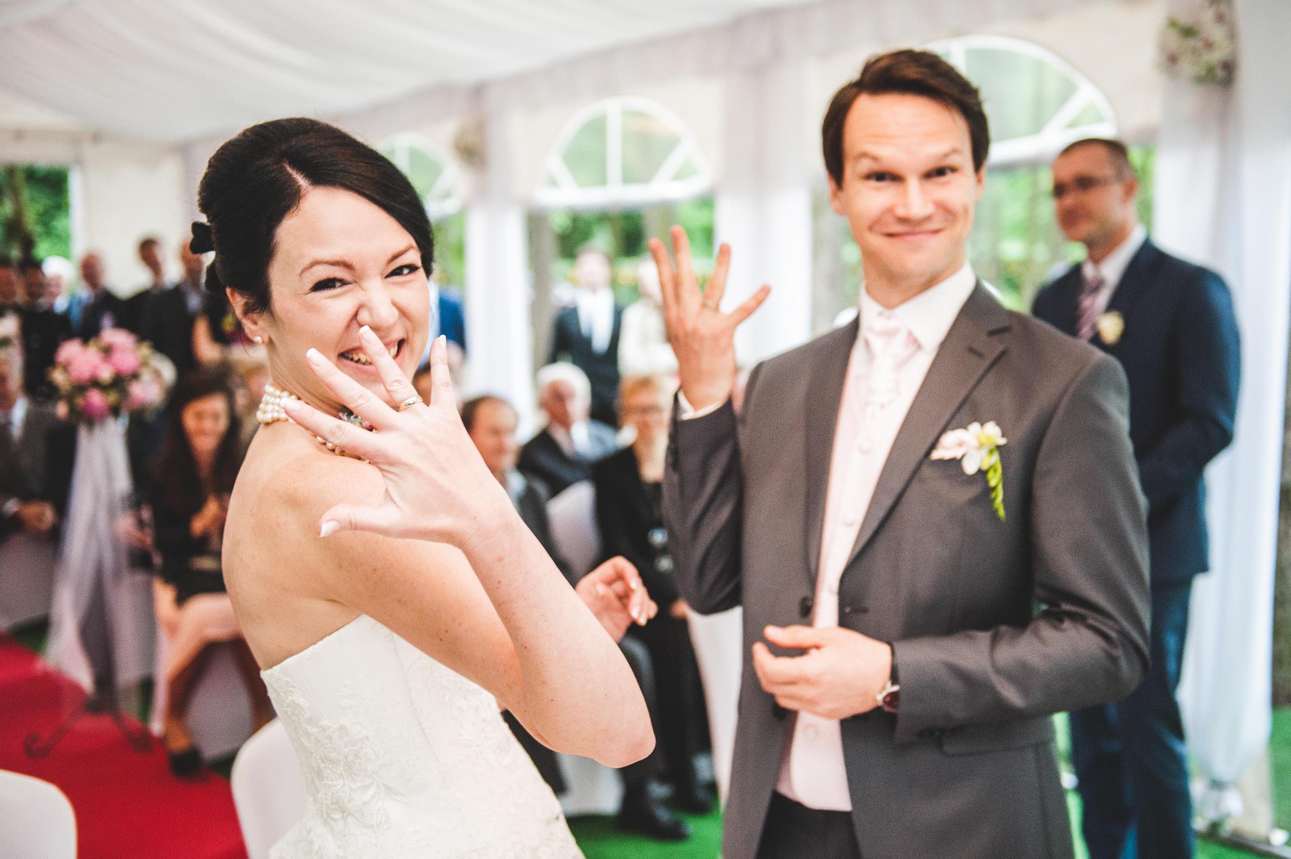 Plenerowy ślub Cywilny W Restauracji Krasnydwór W Warszawie