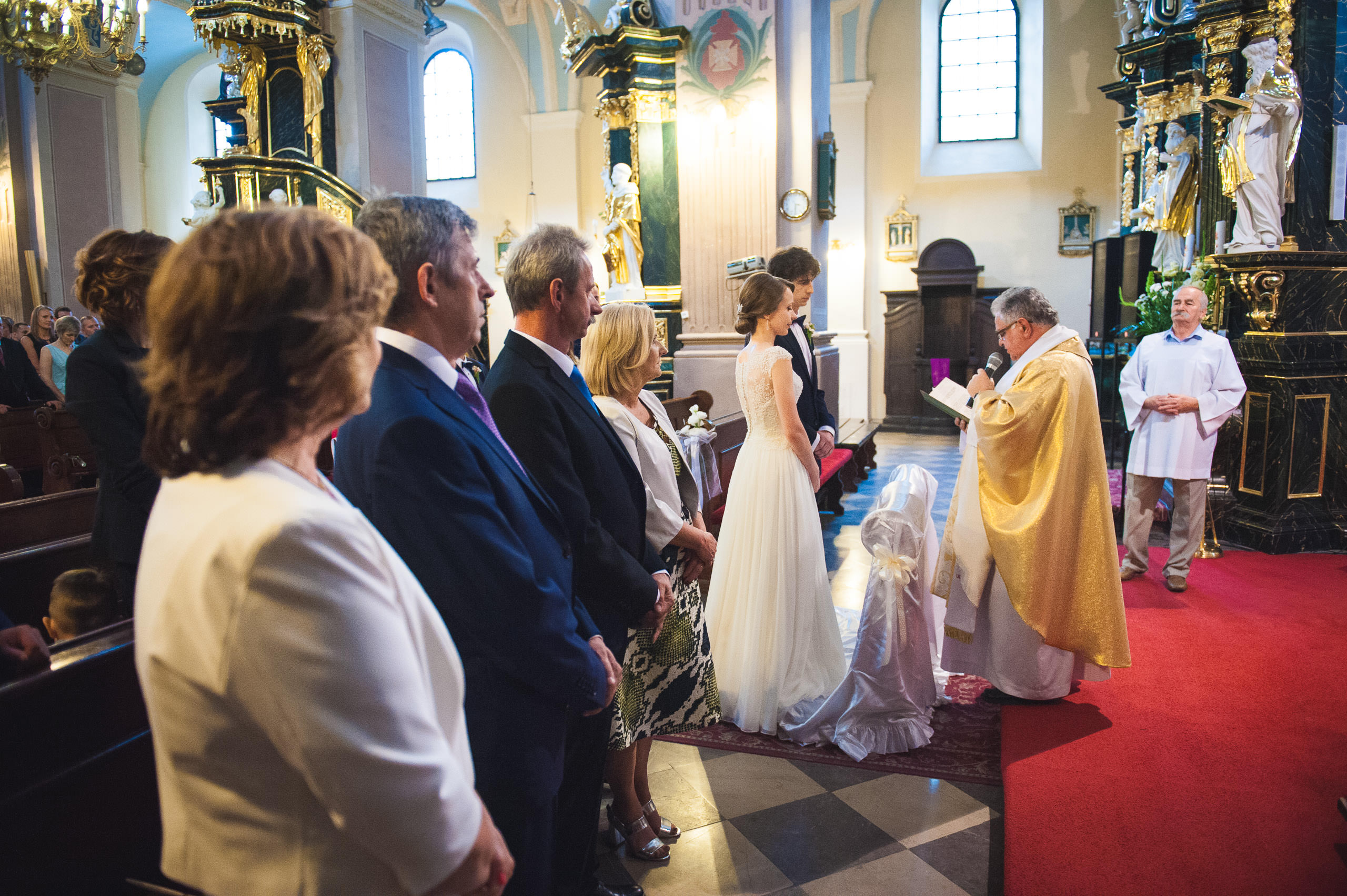 fotografia slubna pinczow 004 parafia sw apostola ewangelisty