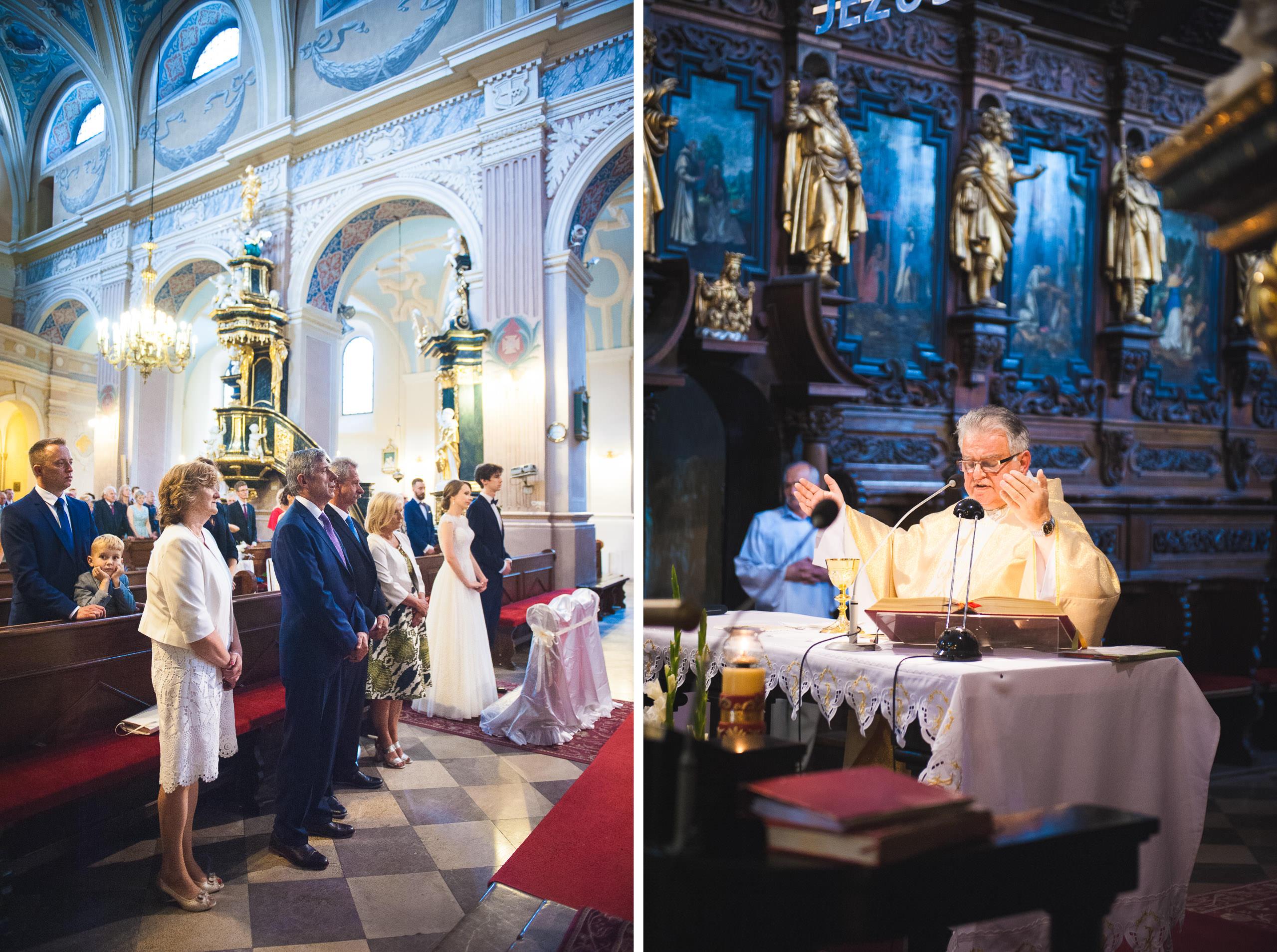fotografia slubna pinczow 010 parafia sw apostola ewangelisty